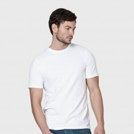 Anvil Plain White 100% rich cotton fashion T Shirts