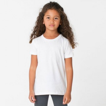 Fruit Of The Loom Plain Kids White 100% cotton T-Shirts