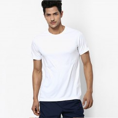 Fruit Of The Loom Plain White 100% Sofspun cotton T-Shirt