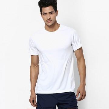 Fruit Of The Loom Plain White 100% Sofspun cotton T-Shirt