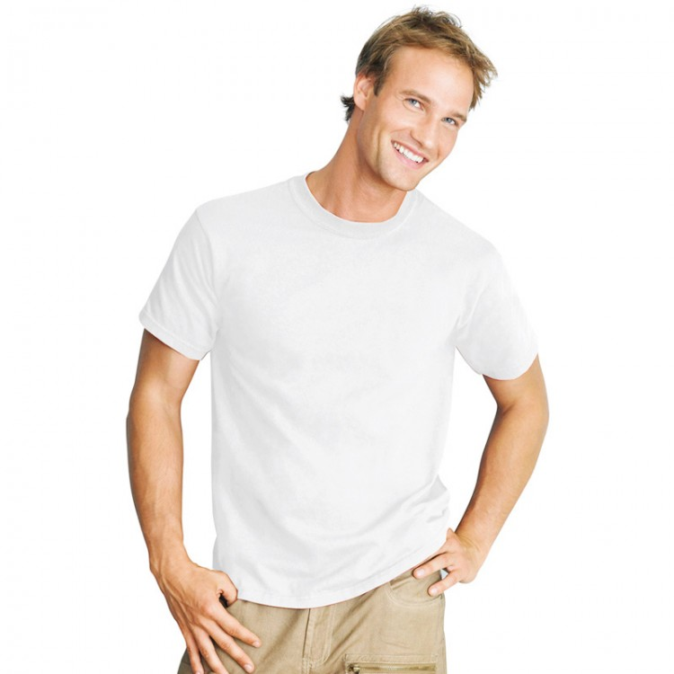 3aa1de9e87 Plain White 100% rich cotton T Shirts