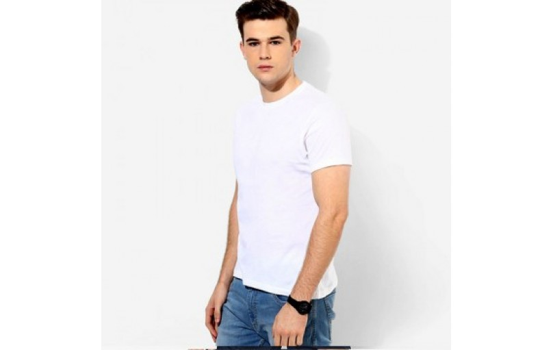 Make Your White T-Shirt Look Attractive